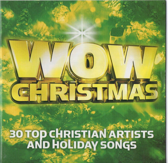 Various Artists ‎- Wow Christmas: 30 Top Christian Artists And Holiday Songs  (New CD)