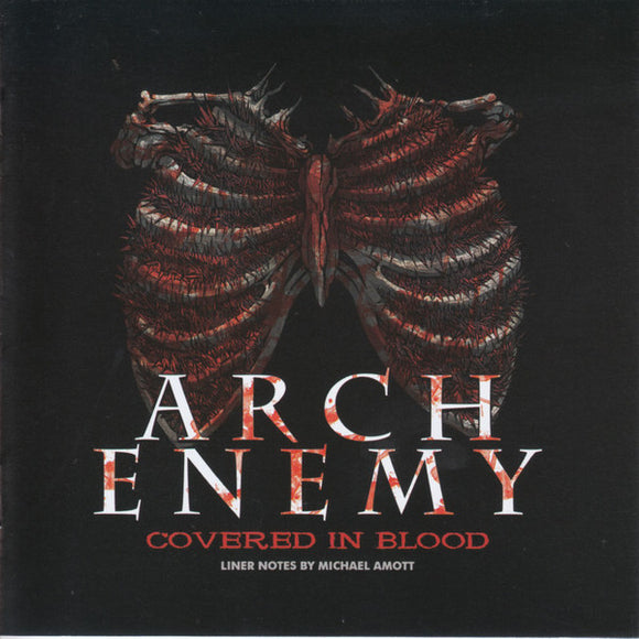 Arch Enemy - Covered in Blood (New CD)