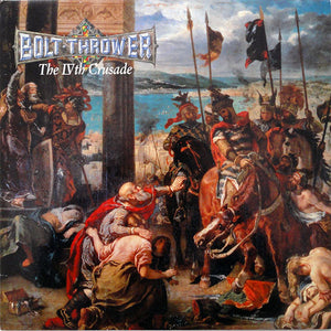 Bolt Thrower - The IVth Crusade  (New CD)