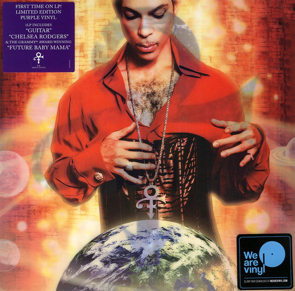 Prince - Planet Earth  (New Vinyl LP)