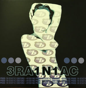 Brainiac - Hissing Prigs in Static Couture  (New Vinyl LP)