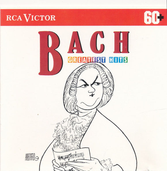 Bach - Greatest Hits  (Used CD)