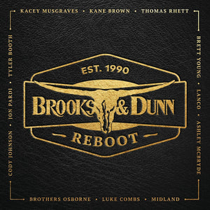 Brooks & Dunn - Reboot   (New CD)