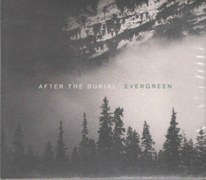 After the Burial - Evergreen (New CD)
