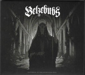 Belzebubs - Pantheon of the Nightside Gods  (New CD)