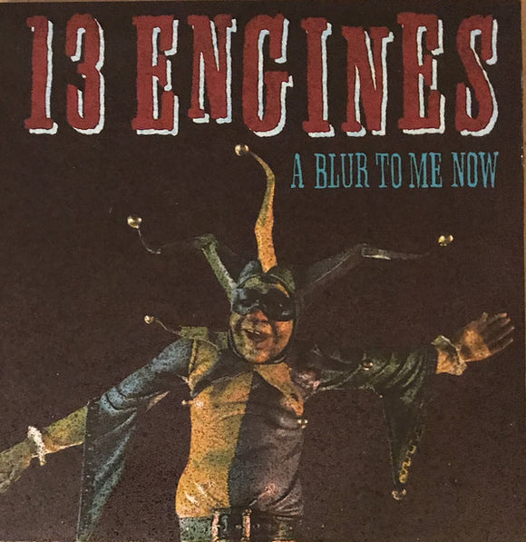 13 Engines - A Blur To Me Now  (Used CD)