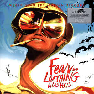 Fear and Loathing in Las Vegas - Music From the Motion Picture [Import]  (New Vinyl LP)