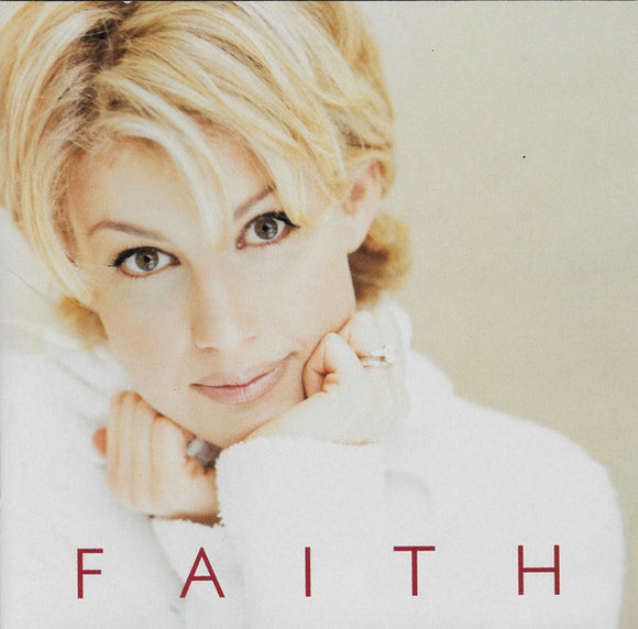 Faith Hill - Faith   (Used CD)