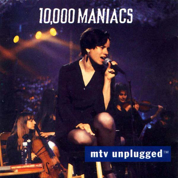 10,000 Manics - MTV Unplugged  (Used CD)