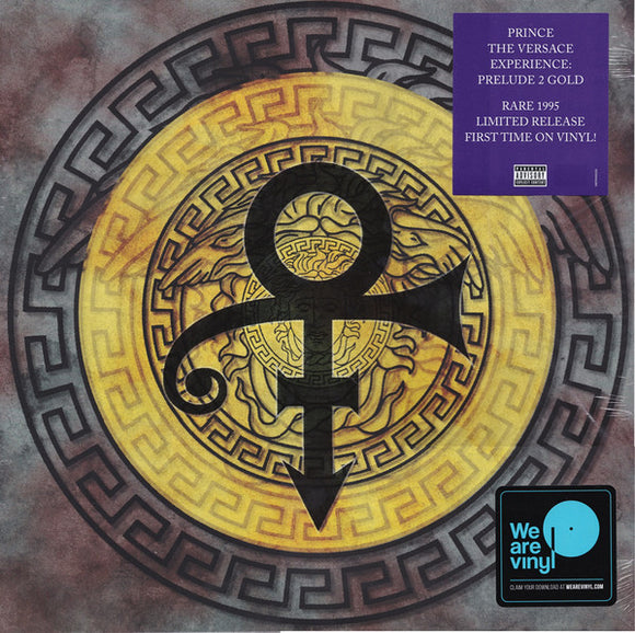 Prince - The Versace Experience: Prelude  (New Vinyl LP)