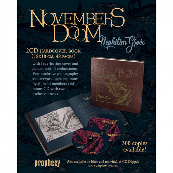 Novembers Doom - Nephilim Grove (Limited Edition)  (New CD)