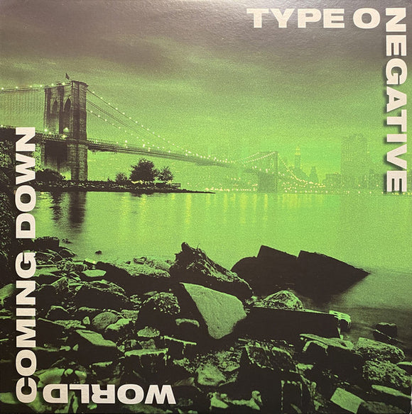 Type O Negative - World Coming Down  (New Vinyl LP)