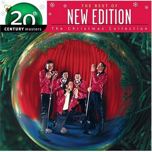 New Edition ‎- The Best Of New Edition  (New CD)