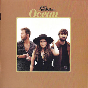 Lady Antebellum - Ocean  (New CD)