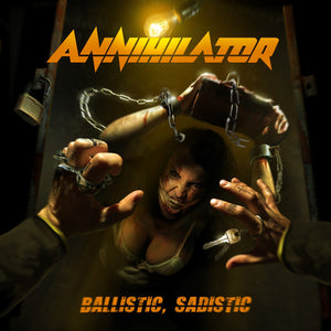 Annihilator - Ballistic, Sadistic (New CD)