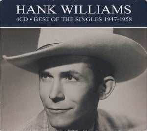Hank Williams - Best of the Singles 1947-1958   (New CD)
