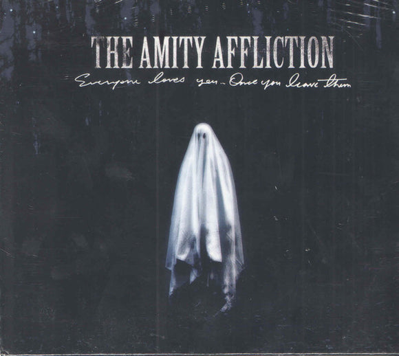 The Amity Affliction - Everyone Loves You... Once You Leave Them  (New CD)