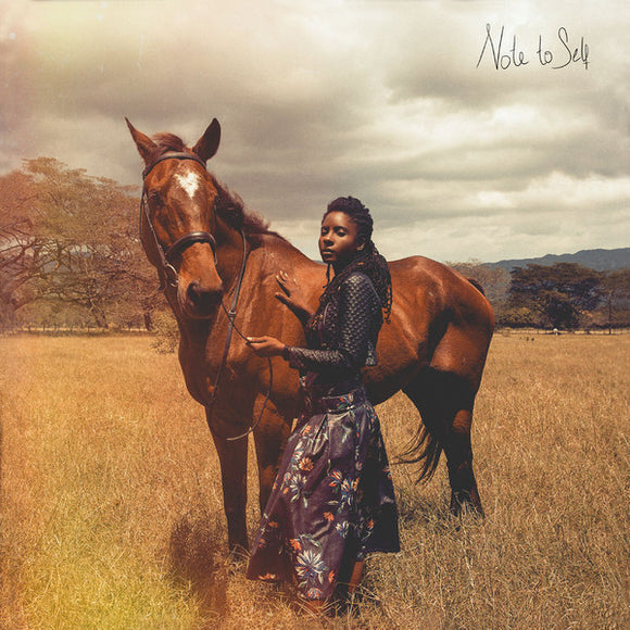 Jah9 - Note to Self  (New Vinyl LP)