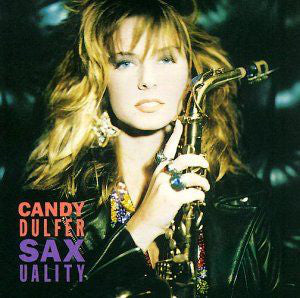 Candy Dulfer ‎- Saxuality  (Used CD)