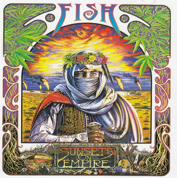 Fish - Sunsets on Empire  (Used CD)
