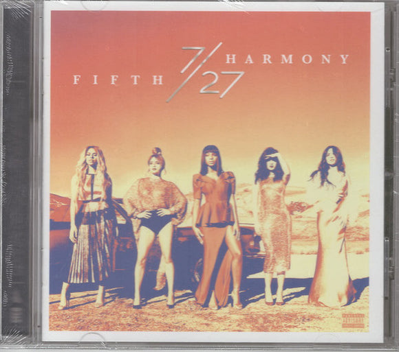 Fifth Harmony ‎- 7/27  (New CD)