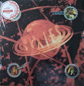 Pixies - Bossanova [Red Vinyl]  (New Vinyl LP)