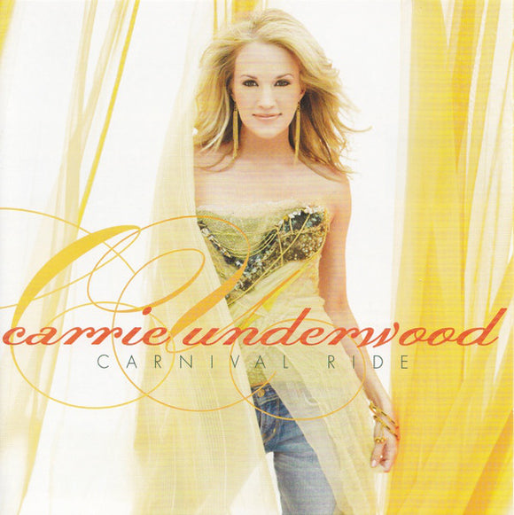 Carrie Underwood - Carnival Ride   (New CD)