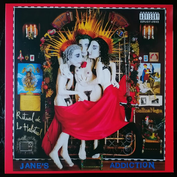 Jane's Addiction - Ritual De Lo Habitual [30th Anniversary on Pearl Vinyl]  (New Vinyl LP)
