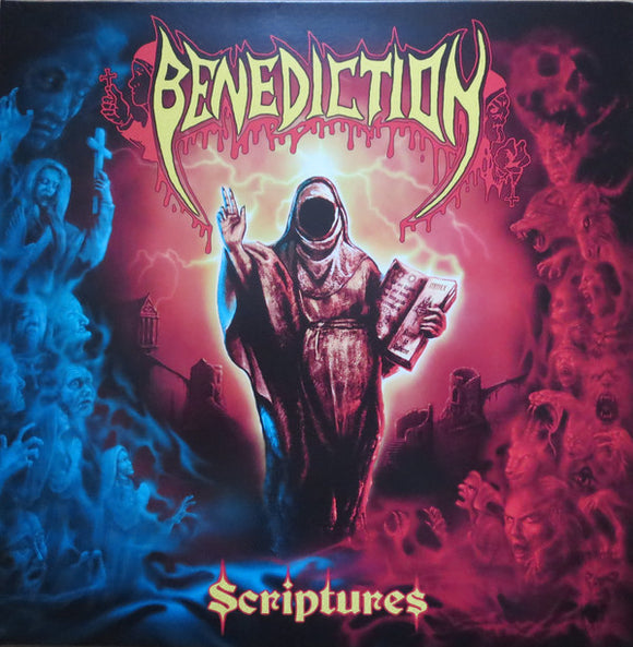 Benediction - Scriptures [Clear Vinyl]  (New Vinyl LP)