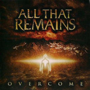 All That Remains - Overcome (New CD)