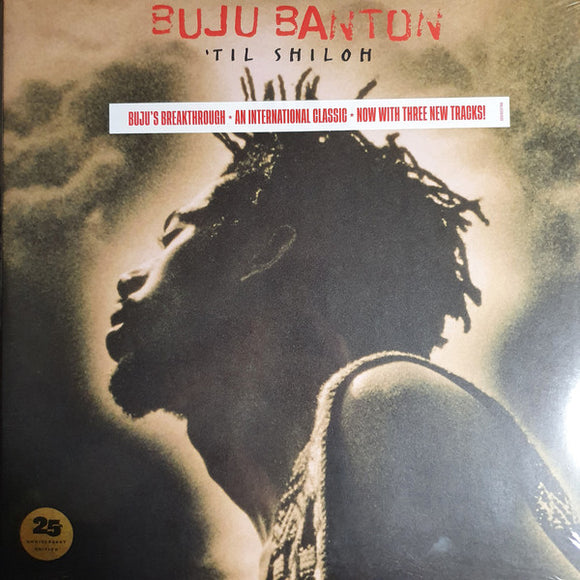 Buju Banton - Til Shiloh [25th Anniversary Edition]  (New Vinyl LP)