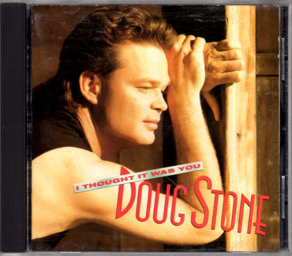 Doug Stone - I Thought It Was You   (Used CD)