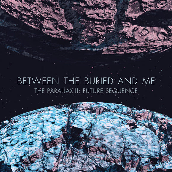 Between the Buried and Me - The Parallax II: Future Sequence [Marbled Vinyl]  (New Vinyl LP)