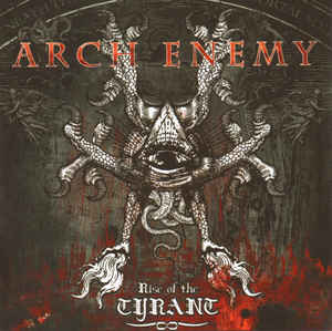 Arch Enemy - Rise of the Tyrant (New CD)