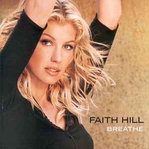 Faith Hill - Breathe   (Used CD)