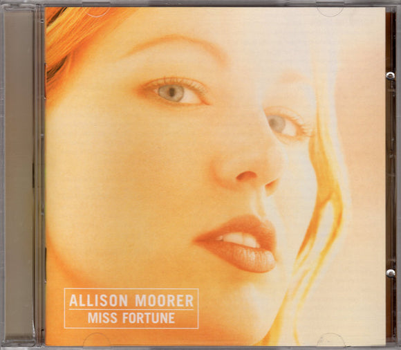 Allison Moorer - Miss Fortune   (Used CD)