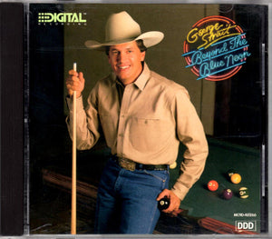 George Strait - Beyond the Blue Neon  (Used CD)