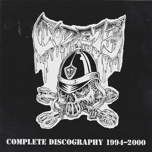 Code 13 - Complete Discography 1994-2000  (New CD)