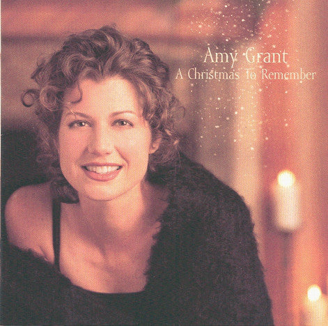 Amy Grant ‎- A Christmas To Remember  (Used CD)