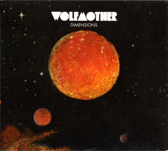 Wolfmother - Dimensions  (Used CD)