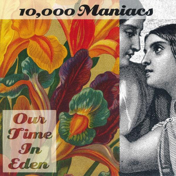 10,000 Manics - Our Time in Eden  (Used CD)