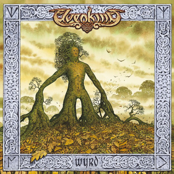Elvenking ‎- Wyrd  (Used CD)