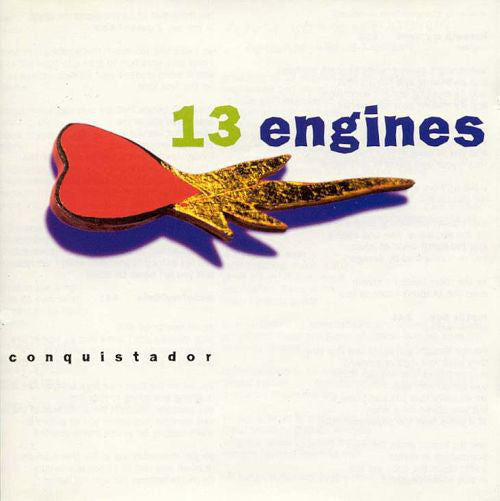 13 Engines - Conquistador  (Used CD)