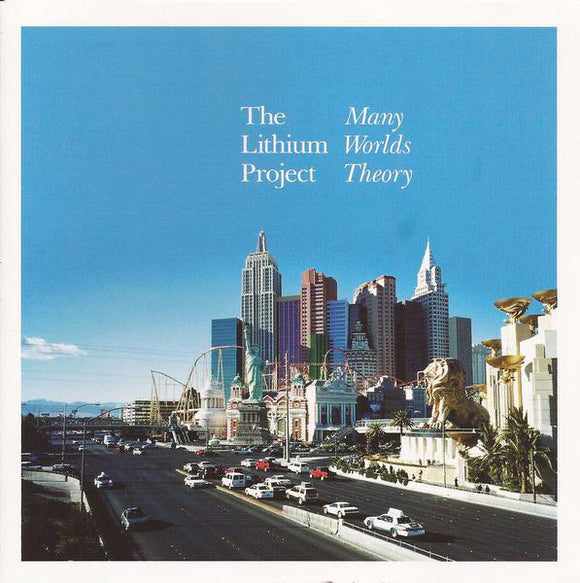 The Lithium Project ‎- Many Worlds Theory  (Used CD)