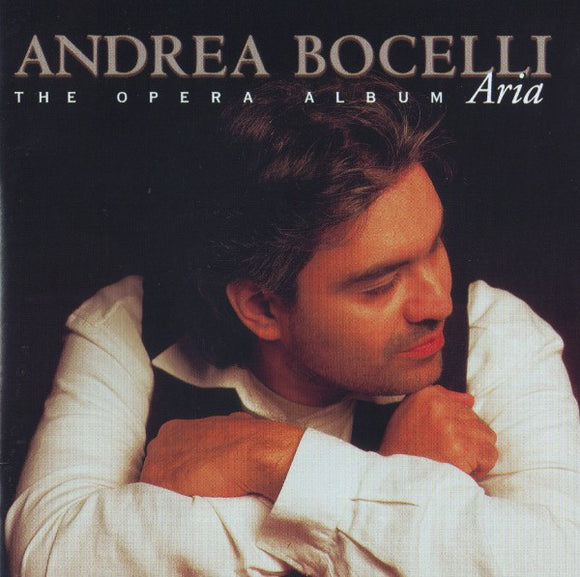 Abdrea Bocelli - Aria: The Opera Album  (Used CD)