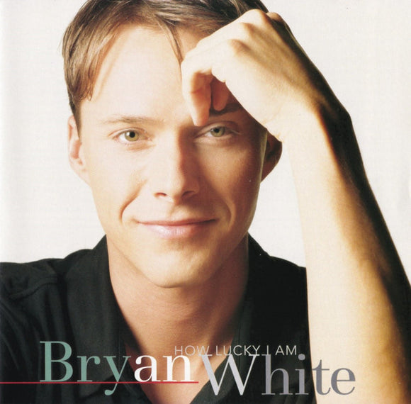 Bryan White ‎- How Lucky I Am  (Used CD)