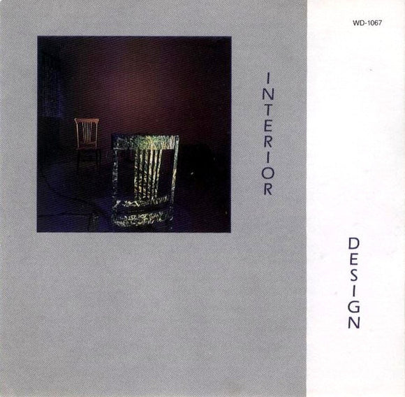 Interior ‎- Design  (Used CD)