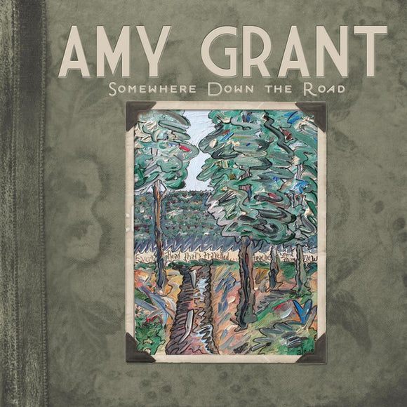 Amy Grant ‎- Somewhere Down the Road  (Used CD)