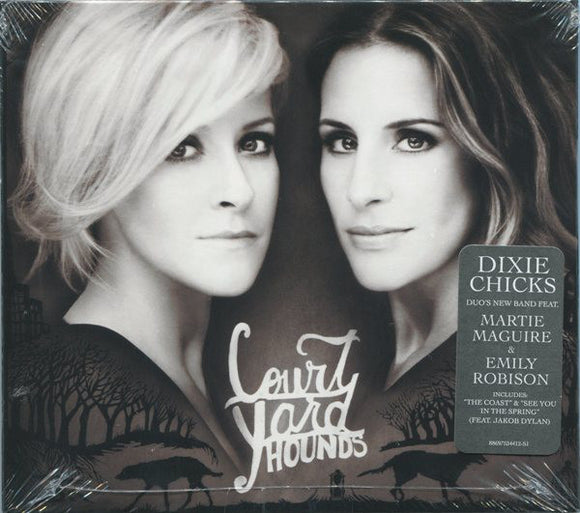 Court Yard Hounds - Court Yard Hounds   (Used CD)