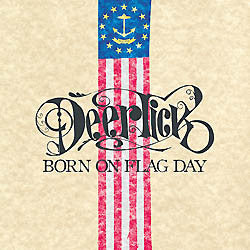 Deer Tick - Born On Flag Day  (Used CD)